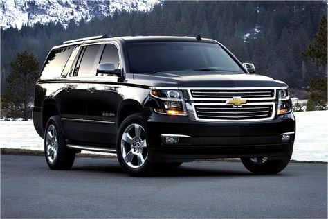Chevy Suburban Executive